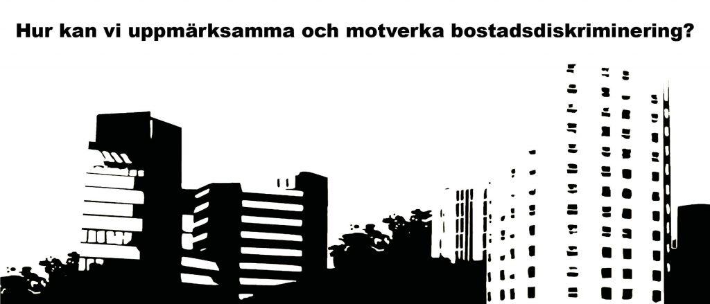 svart banner om konferenserna